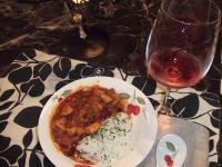 Dinner July 23