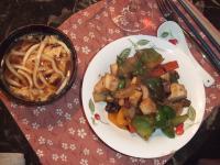 Dinner Aug 08