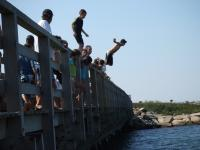 MV Bridge Jump