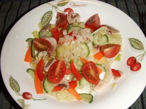Dinner Jan 13 2011-2