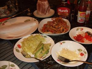 Dinner Jan 13 2011-3