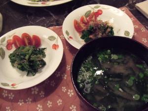 Dinner Jan 14 2011-1