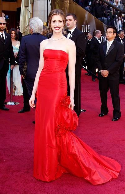Academy Ann Hathaway