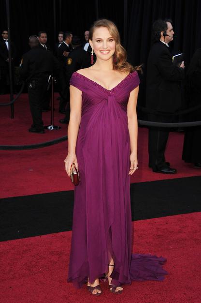 Academy Natalie Portman