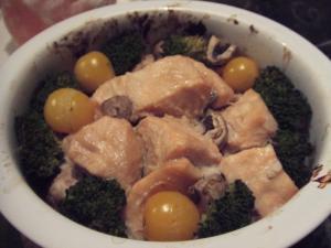 Dinner Mar 03 2011-3
