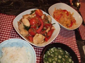 Dinner Apr 10 2011