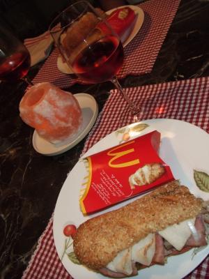 dinner may 2