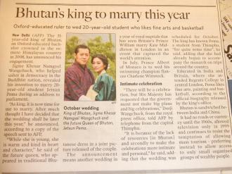 Bhutan marry