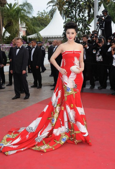 Cannes FanBingBing