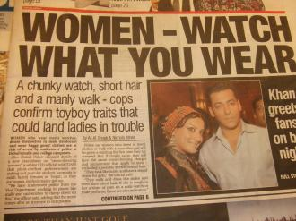 Watch! What you wear