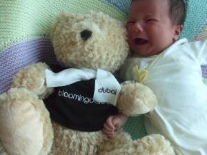 Bloomie Bear 3