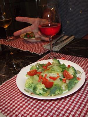Dinner Jul 25 2011-1