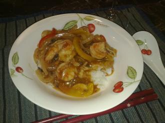 Dinner Aug 6 2011