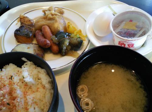 朝食(26.10.10)