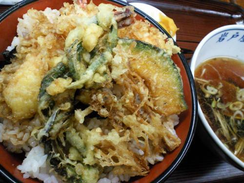岩戸屋天丼(26.10.12)