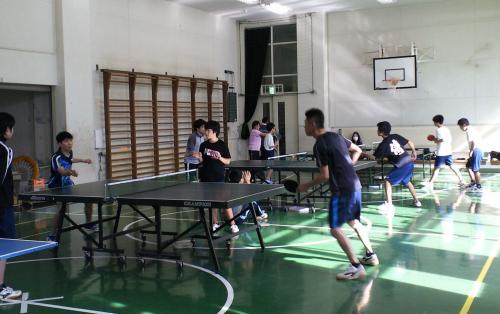 町民卓球大会(26.10.12)