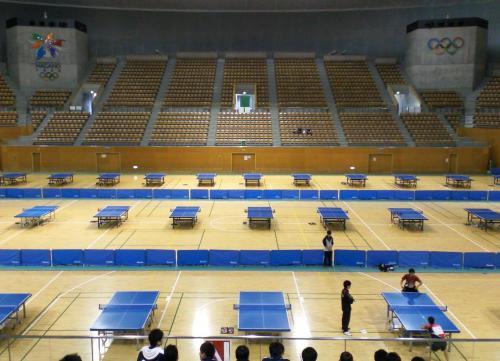 オリンピックフィギュア会場(26.10.17)