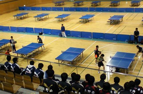 男子シングルス準決勝(26.10.17)