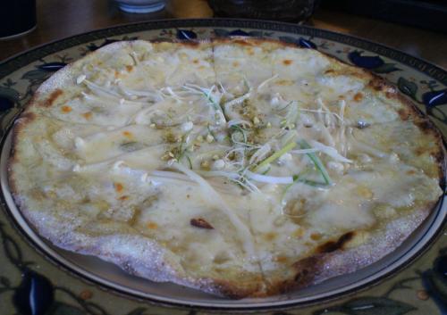 きのこピザ(26.10.19)