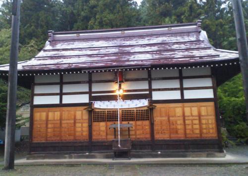 湯宮神社(25.10.6)