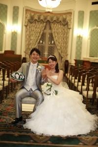 エミナちゃん結婚式2