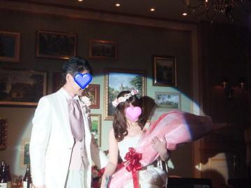 Yちゃん、結婚式1
