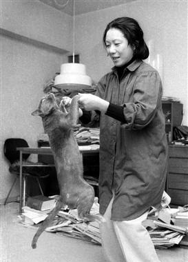 向田さん&愛猫