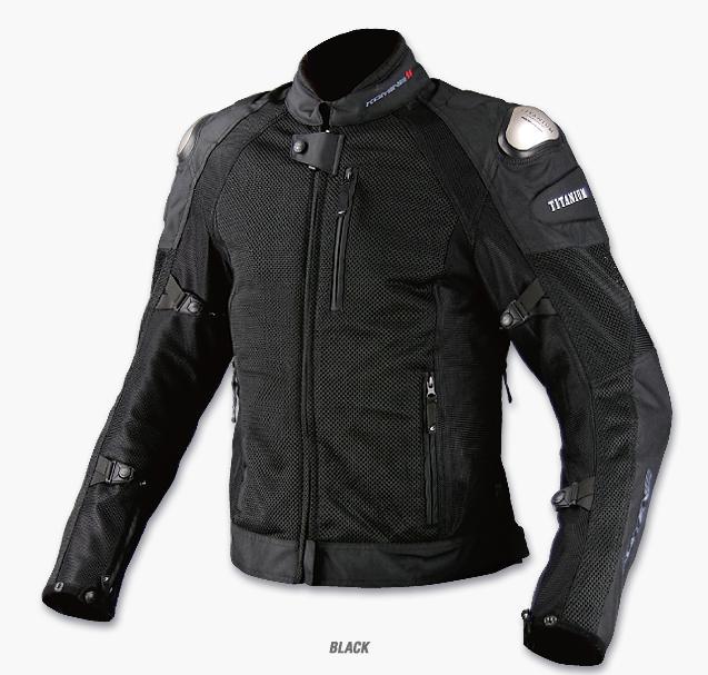 JK-700 チタニウムメッシュジャケット
