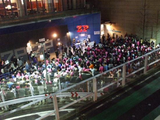 ZEPP東京02