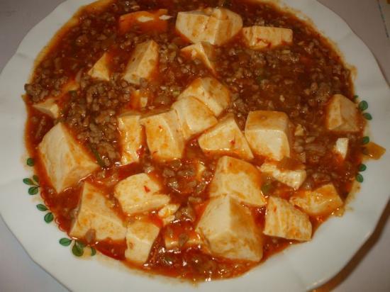 maruhide風麻婆豆腐