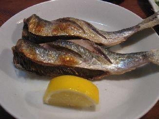 勇吉鮨 にしん焼き魚