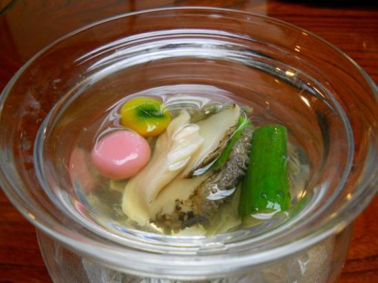 環翠楼夕食09