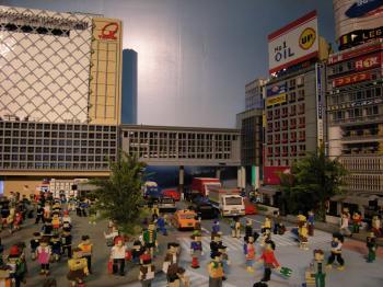 レゴ 渋谷