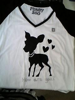 チワワTシャツ1