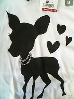 チワワTシャツ2