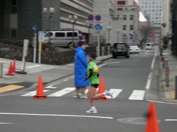 女子マラソン5