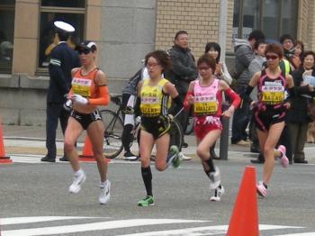 女子マラソン3