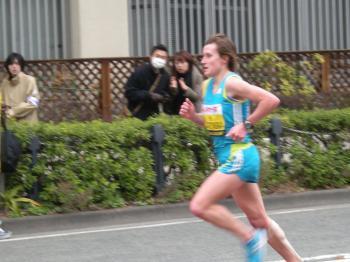 女子マラソン2