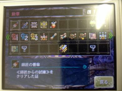 MH4G③