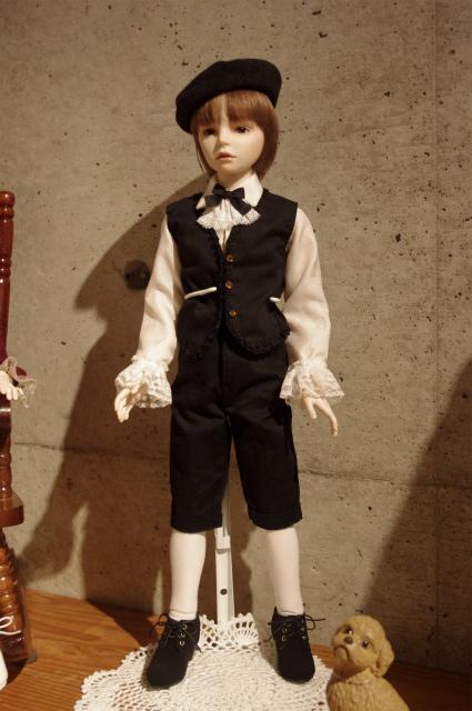 陽向 (hinata) 少年人形