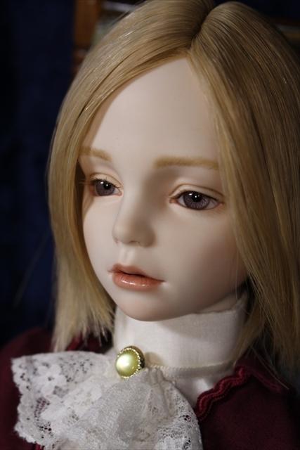 虹 (kou) ボレロの少年人形  (美少年ドールが作りたくて)