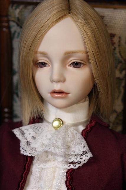 虹(kou) ボレロの少年  (美少年ドールが作りたい)