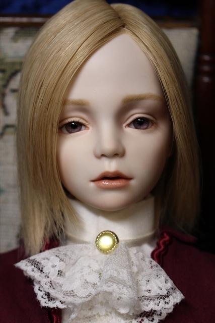 虹 (kou) ボレロの少年 (美少年ドールwo作りたい)