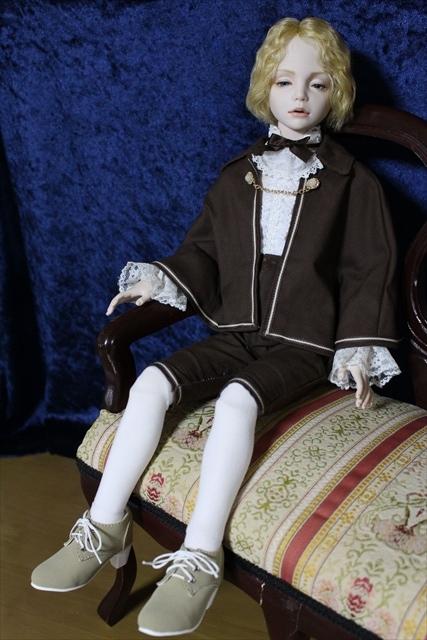 蒼(aoi) 美少年人形が作りたくて