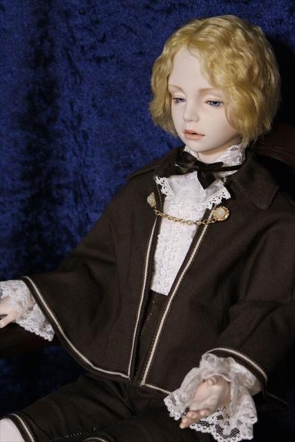蒼(aoi) 美少年ビスクドールを作りたくて