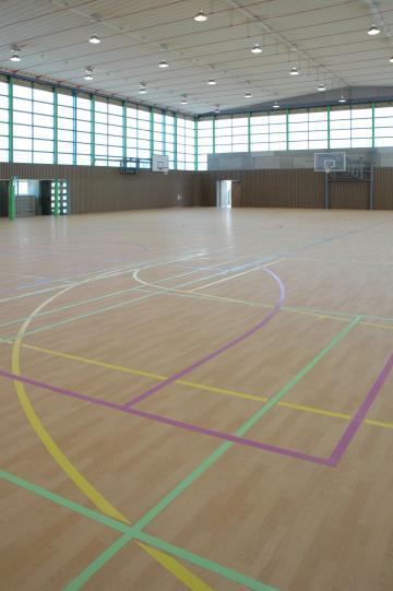 岩田学園体育館