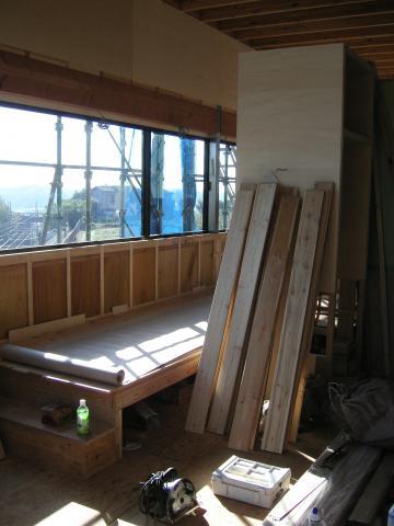 内装工事の様子2