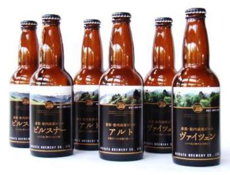 胎内高原ビール 6本