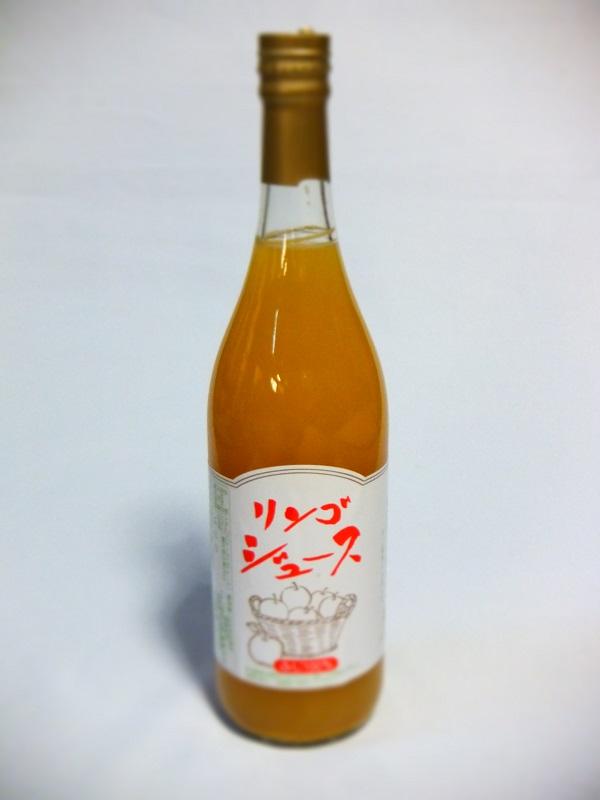 高森りんごジュース