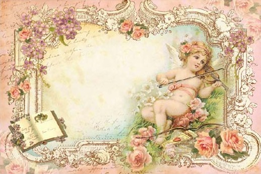 薔薇と天使のメモ帳